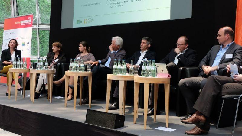 Berliner Energietage - Podiumsdiskussion