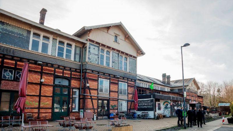 Internationaler Wettbewerb Solar Decathlon Europe 2021 (SDE21) in Wuppertal.