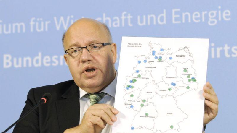 Bundeswirtschaftsminister Peter Altmaier hat die Gewinner im Ideenwettbewerb