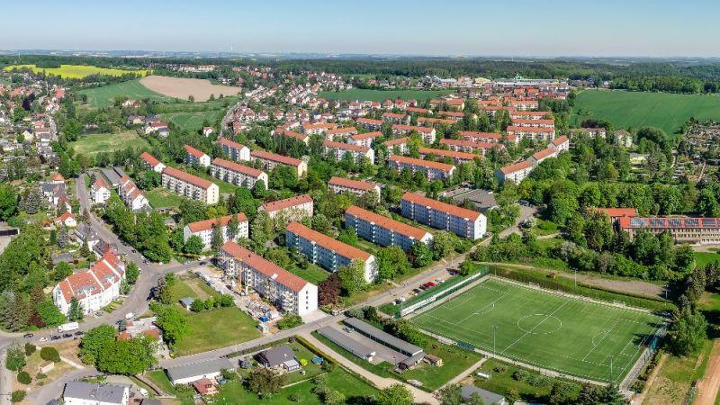 Quartier Zwickau Marienthal
