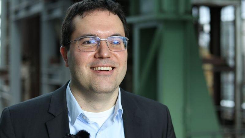 Porträtbild Klaus Rebensburg
