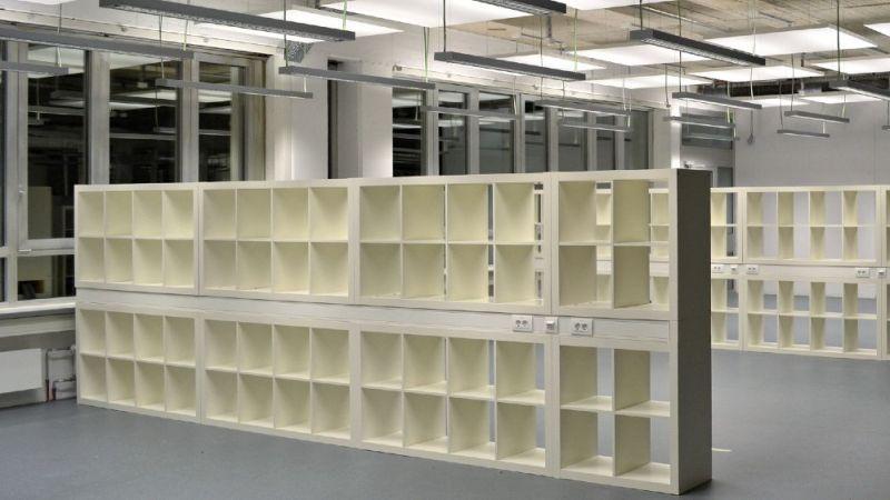 Automatisierung für Studentenstudiensaal: Das neue SmallCAN-Gebäudeautomationssystem wurde unter realistischen Bedingungen in zwei Gebäuden getestet.