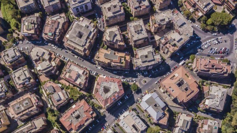 Die Living Labs Europe Competition soll Quartiere wie dieses zukunftsfähig machen.