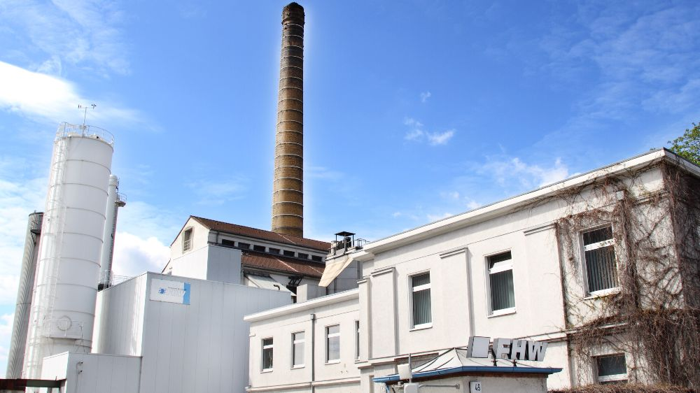 Am Standort des Heizwerkes Berlin-Neukölln befinden sich sieben Großkesselanlagen und sieben Blockheizkraftwerke.