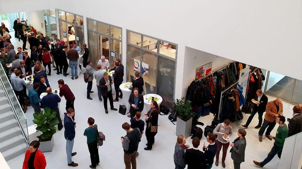 Rund 130 Expertinnen und Experten trafen sich im November im Zentrum für Energie und Information in Garching bei München.