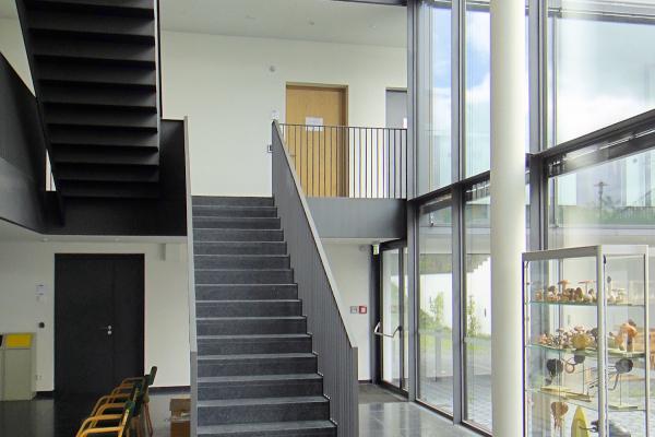 Ein Raum für Seminarunterricht, studentische Projektarbeit und Planungslabor