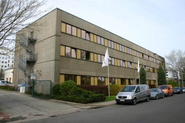 In diesem Berliner Bürogebäude wurde eine Absorptionskälte- und wärmeversorgungsanlage installiert.