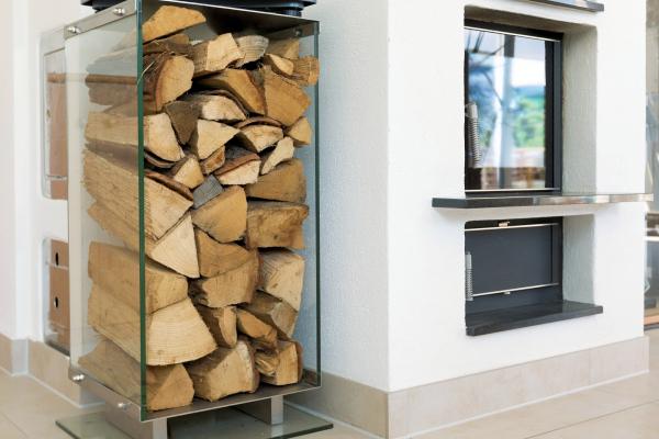 Der Kamin als Zusatzheizung mit Holz als regenerativer Energie für sonnenarme Zeiten